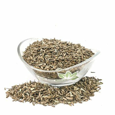 Fennel SEEDS Whole ORGANIC Loose Dried HERB Foeniculum vulgare, 100g+
