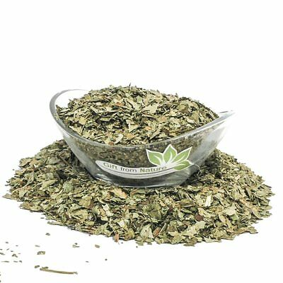 Blackcurrant LEAF Cut ORGANIC Dried HERB Ribes nigrum, Detox Herbal Herbs 100g