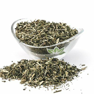 Belladonna LEAF Cut ORGANIC Loose Dried HERB Atropa belladonna, 400g+