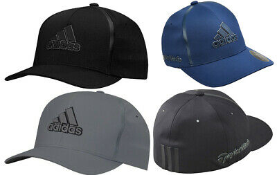 3ee39393cef03 ADIDAS GOLF TOUR Delta Taylormade Cap RRP£25 - Black