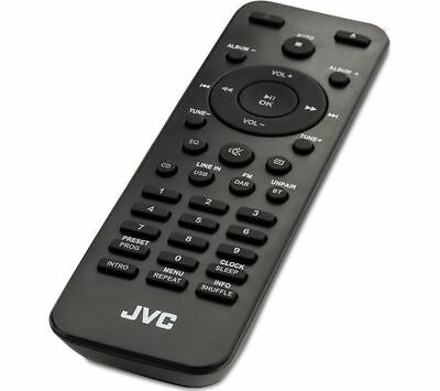 100% Genuine JVC Remote Control For JVC UX-D327B UXD327B Wireless Hi-Fi System