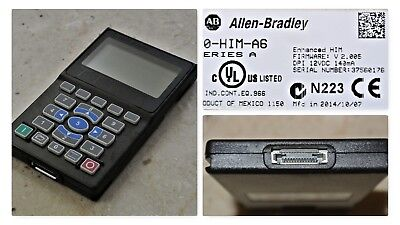 Allen Bradley 20-HIM-A6 POWERFLEX ARCHITECTURE CLASS HIM Tested Good