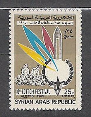 Syria - Air Yvert 276 Mnh Festival of cotton