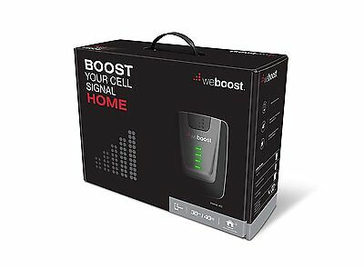 WeBoost Home 4G LTE Desktop Cell Phone Signal Booster | #470101 | Used