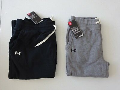 Under Armour Women's Favorite Fleece Graphic Pants NWT NEW 2018