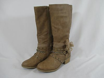 Sarah Jayne Mid Calf Boots Meg Girls Boot Toddler Size 5 Brand New