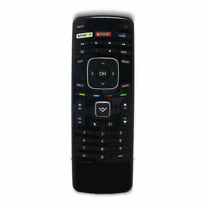 New Replacement XRT301 For VIZIO 3D Smart TV Remote Control XVT553SV SV422XVT