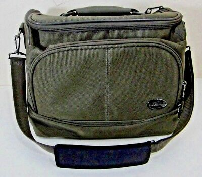 8a2f1f5141 American Tourister Bag Luggage Carry On Shoulder Duffle Travel Overnight  Taupe
