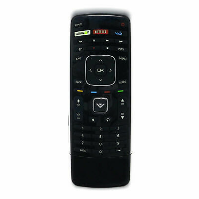 New Replacement For VIZIO Qwerty keyboard TV Remote Control E500I-A1 E500I-B1