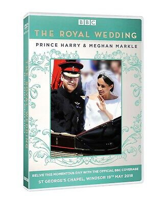 The Royal Wedding - Harry and Meghan [DVD]