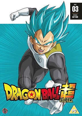 Dragon Ball Super: Part 3 [DVD]