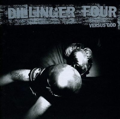 Dillinger Four - Versus God Cd (2000) Second Album / Hopeless Records / Us-Punk