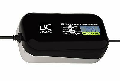BC Battery Controller 700BC9000EM Chargeur Mainteneur Batteries 12 Volts Test...