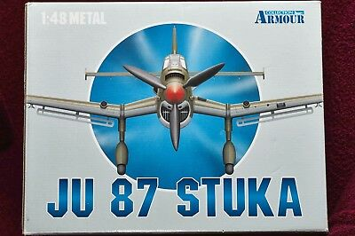 Métal The Franklin Mint Armour Aircraft Collection Avions 1:48