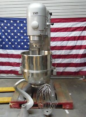 Hobart 140qt V1401 Refurbished 5 HP Dough Bakery Mixer
