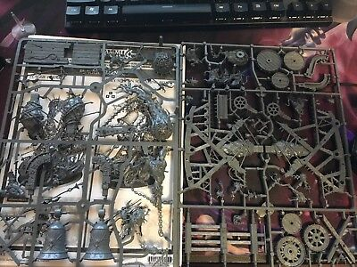 SCREAMING BELL New /& On Sprue Age of Sigmar Skaven PLAGUE FURNACE