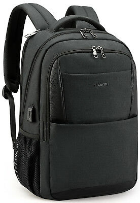 Tigernu Travel Laptop Backpack 15.6 Computer Mochila Water Resistant for Men Boy