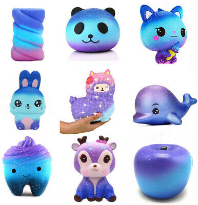 Jumbo Squishies Scented Charms Kawaii Squishy Squeeze Slow Rising Kid Toy Gift
