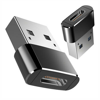 USB 3.0 (Type-A) Male to USB3.1 (Type-C)Female Converter Adapter Mini Connector
