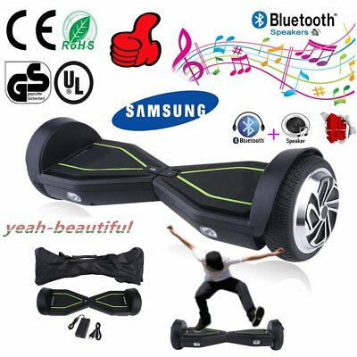 "Hoverboard 6.5"" Zoll E-Balance Scooter Smart Elektroroller Elektro Bluetooth+Bag"