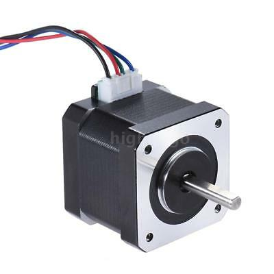 Nema 17 1.8° Stepper Motor Drive Control for 3D Printer DIY 42mm 0.4N.M 1PC O5D6