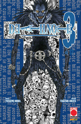 Planet Manga - Death Note 3 - Ristampa - Nuovo !!!