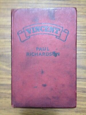 Vincent Motor Cycles A Practical Guide Covering all Vincent H.R.D. 1935 on Book
