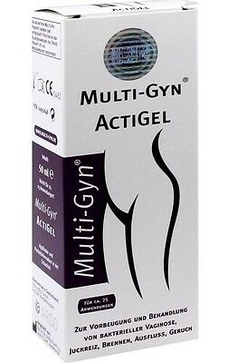 MULTI GYN Actigel   50 ml