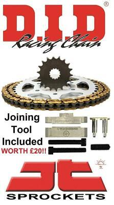 Yamaha XTZ750 Super Tenere 89-95 DID & JT Chain And Sprocket Kit + Tool