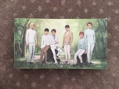 KPOP / EXO-M Nature Republic Hand Cream Set