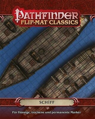 Corey Macourek / Pathfinder Chronicles, Flip-Mat Classics: S ... 9783957522580