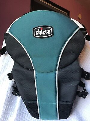 4036036102d CHICCO ULTRASOFT MAGIC Baby Carrier Brown Infant 2-Way Positions ...