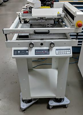 Essemtec SP003-ML Semi Automatic screen printer