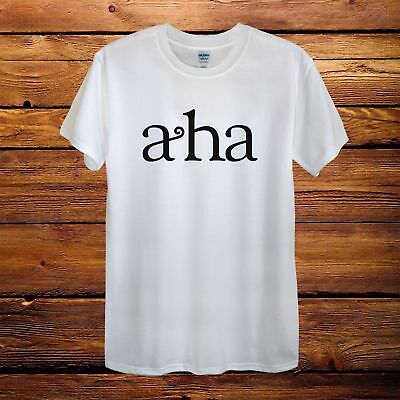 A-HA Vintage Indie Duran Take On Me T-Shirt