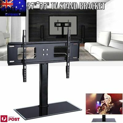 "Details about  37-55"" TV Stand Rack Universal LCD LED Plasma VESA Mount Bracket"