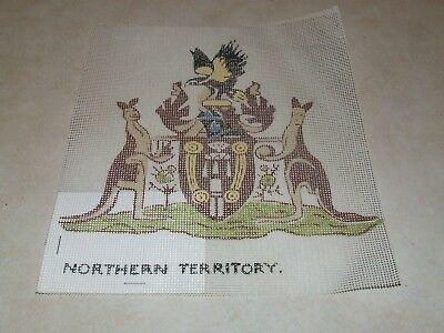 Tapestry - Coat of Arms - Northern Territory - New