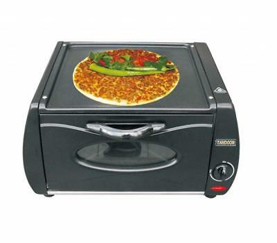 Mini table Top Tandoor (Lahmacun ,Naans & Chapati / Roti Maker, tandoori ) NEW
