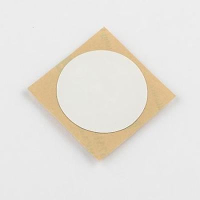 5 x NFC Sticker 40 mm, NTAG 215, 540 Byte, weiß, PET
