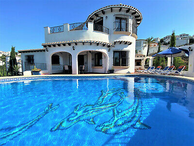 Spanish Villa to rent - Late  availability -  Any week in January - ONLY £400