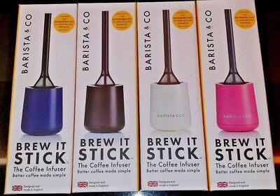 Barista and Co Brew It Stick Coffee Infuser