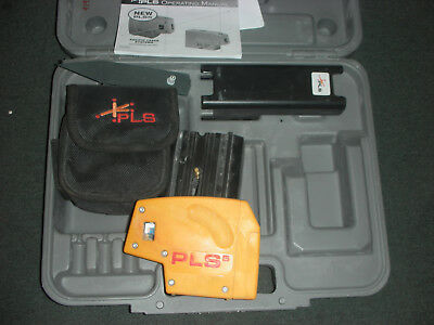 Pacific Laser Systems PLS5 Self-Leveling Laser Level with Hard Case PLS 5