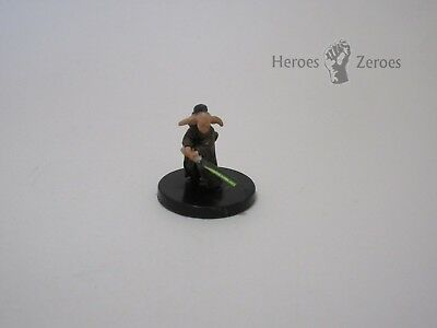 Star Wars Miniatures Champions of the Force COTF #25 EVEN PIELL (Rare)