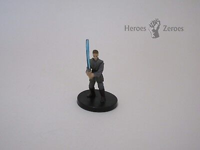 Star Wars Miniatures Champions of the Force COTF #27 JEDI PADAWAN (Uncommon)