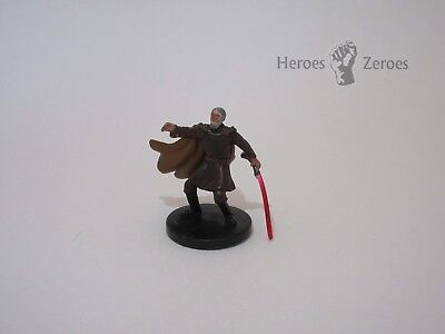 Star Wars Miniatures Revenge of the Sith ROTS #25 DARTH TYRANUS (Rare)