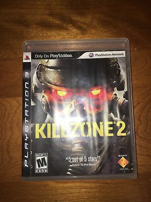 Killzone 2 Sony PS3 PlayStation 3 preowned and in excellent condition