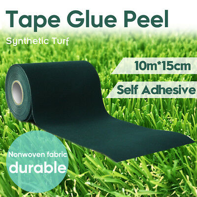 Self Adhesive Artificial Grass Seaming Tape Synthetic Turf Jointing Glue Peel