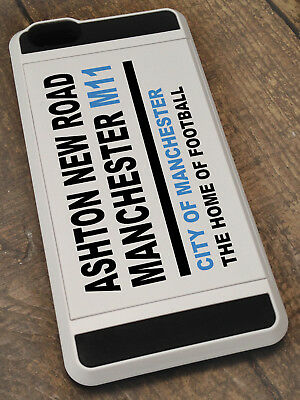 Personalised case for apple iphone, shockproof card holder, Manchester city fc