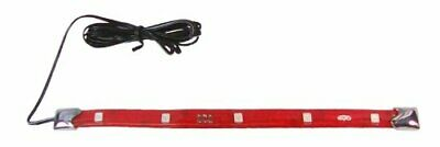 "CIPA 93281 Red 8"" Ultrabright Flexible Neon Replacement LED Light Strip"