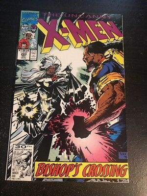 Uncanny X-men#283 Incredible Condition 9.2(1991) 1st Full Bishop App!!