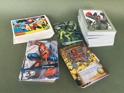 Lot 193 cartes Marvel Upper Deck Rittenhouse 2014 2015